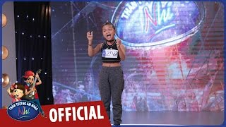 vietnam idol kids 2017 - tap 1 - dinh thi cam le
