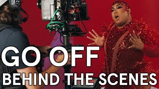 Behind the Scenes of my Music Video GO OFF | PatrickStarrr