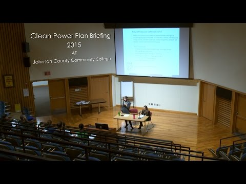 Clean Power Plan Briefing 2015