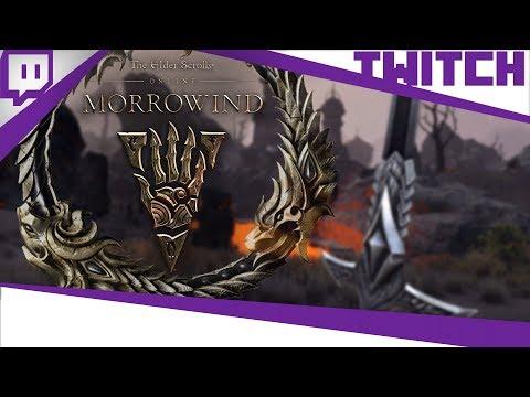 [TWITCH] Boblennon - TESO : Morrowind - 23/05/17 - avec JDG, Benzaie et Krayn