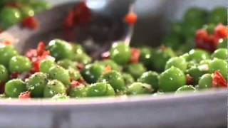 Fresh Pea, Goat Cheese And Mint Salad - What To Eat Now: Summer