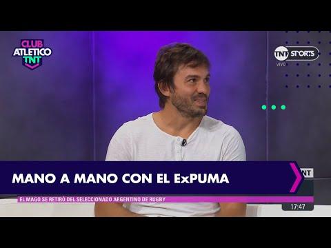 """Juan Martín Hernández: """"Yo no me veía en el mundial 2019"""""""