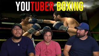 YouTuber Boxing! - Fight Night Round 2 (PS2) - Jay Plays