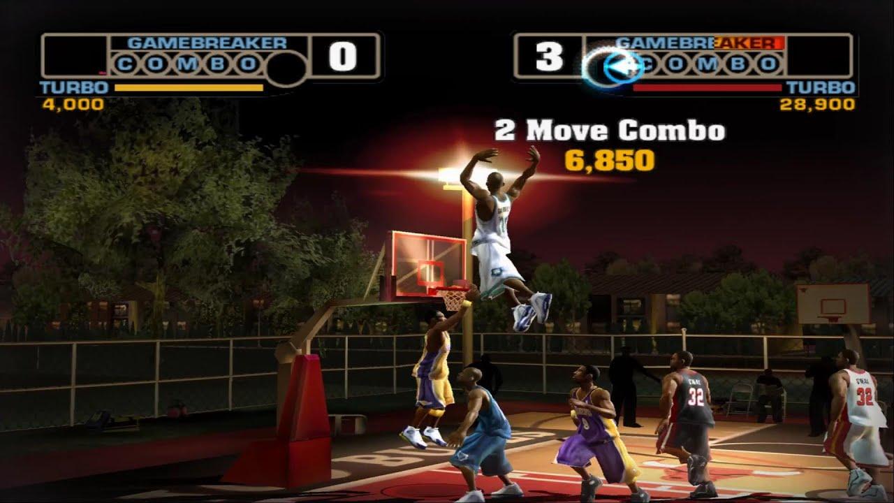 Download PCSX2 Emulator 1.5.0-405   NBA Street V3 [1080p] Sony PS2