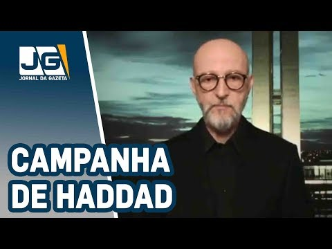 Josias de Souza / PT adianta o relógio da campanha de Haddad