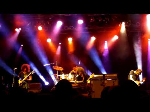 Wolfmother - Back Round (Live in Charlotte NC) HD