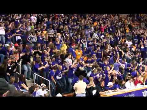 Interlude Dance - Northern Iowa Basketball
