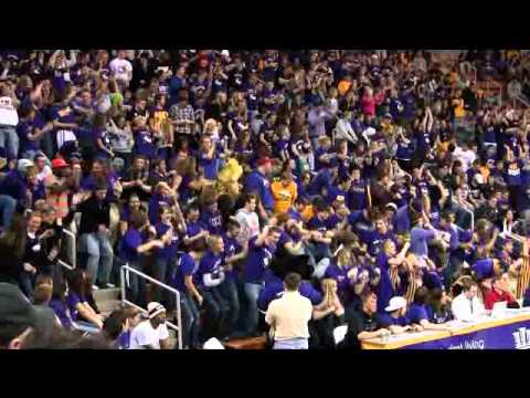 Interlude Dance  Northern Iowa Basketball