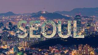 Travel Seoul in a Flash - Hyperlapse & Aerial Videos