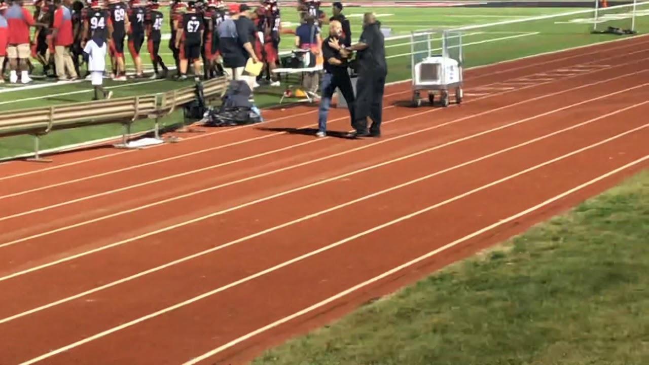 groveport madison cruisers winning victory high school football game