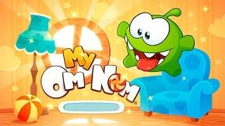 АМ НЯМ часть 1 – My Om Nom Мультфильм Игра