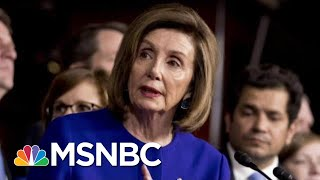Nancy Pelosi Gets Results By Withholding Impeachment Articles | The Last Word | MSNBC