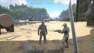 ARK Survival Evolved-Летим забирать ихтиозавра -№30