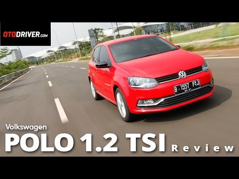 VW Polo 1.2 TSI 2016 Review Indonesia | OtoDriver (English Subtitled)