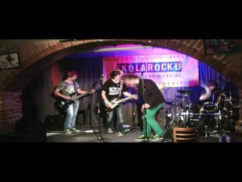 Zelenej sen - Škola-rocku OAF 2016 - 3. předkolo