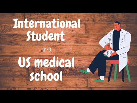 Tips To Get Into US Medical Schools As An International Student