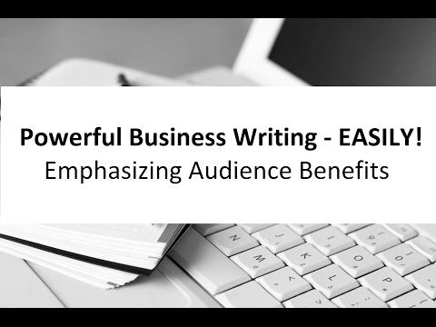 writing to engage an audience Five steps are involved in successful audience how to engage your but rather than leave users to write these invitations themselves — a.