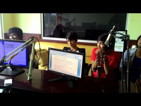 D'wapinz Band - Live Interview Dfas Fm (Indramayu)