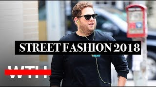 How Street Fashion Grew The Hell Up in 2018