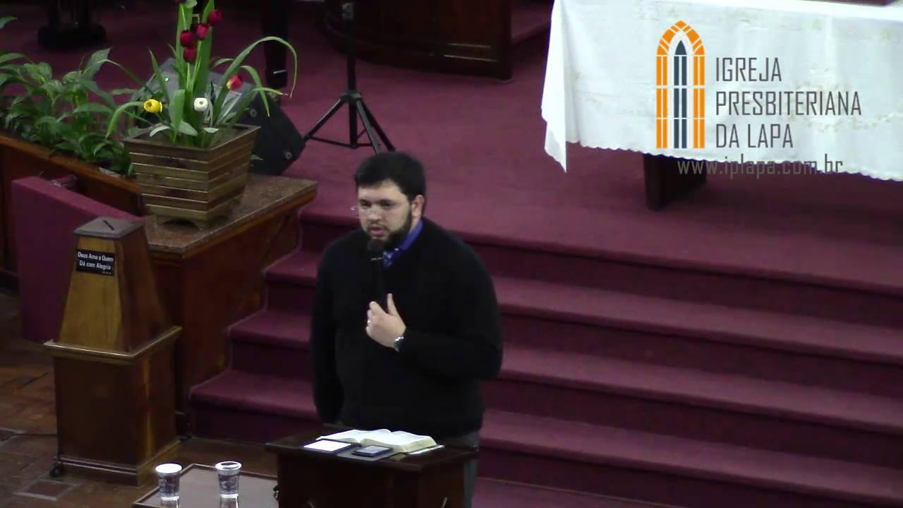 Mateus 06.25-34   Rev. Jonatas Miranda