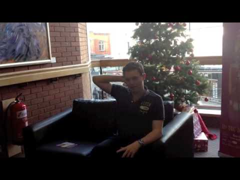 Interview with Greg Barrowman- star of Stafford Gatehouse Theatre pantomime 2013