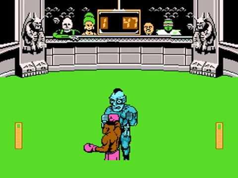 Power Punch II (USA) - Nintendo Entertainment System / Famicom (NTSC) [MESS] [shortplay]