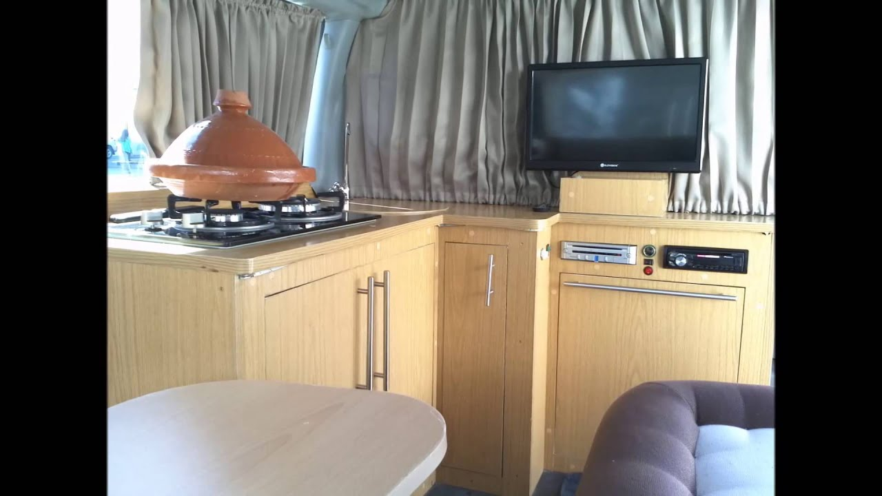 Mercedes Bens Vito Camping Car Youtube