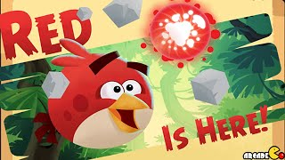 Angry Birds Stella Pop! Red Visits Golden Island Limited Time!