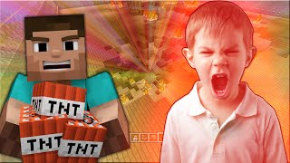 Minecraft Griefing Episode 47 (Minecraft Trolling)
