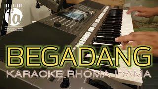 BEGADANG - KARAOKE RHOMA IRAMA ORIGINAL VERSION