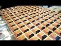 Making 3D end grain cutting board #15