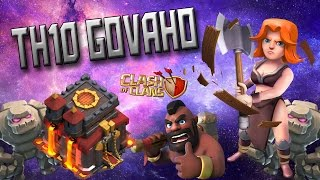 Clash of Clans: BEST TOWN HALL 10 ATTACK STRATEGY FOR NEW TH10's!!!!! |GoVaHo|