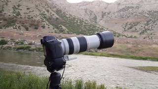 BigRigTravels Vacation Videos - Camping in Wind River Canyon, Wyoming-July 6, 2019