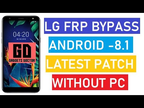 How to Bypass Google FRP LG Aristo 2 Latest without PC