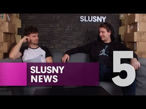 SLUSNY NEWS 05 - CZECH NATIONALS REPORT / MICHAEL MALÍK / COLLISION / ENG SUBTITLES