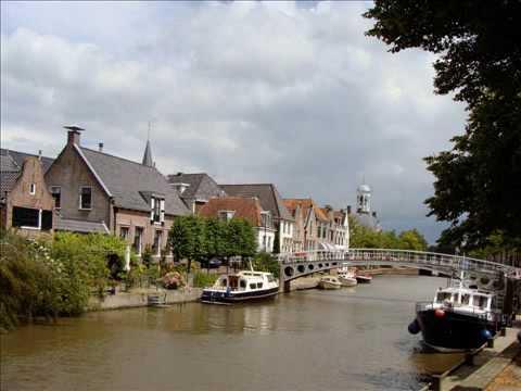 Netherlands: Dokkum in Friesland