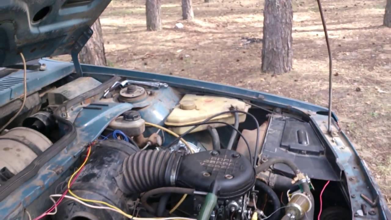 как установить газовое оборудования 2 поколения на автомобиль москвич 2141