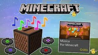 ⭐️Colocar Música🎵 no Minecraft (Sem Conta na Xbox live❕)