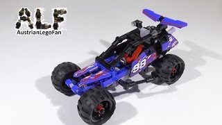 Lego Technic 42010 Off Road Racer / Action Race Buggy - Lego Speed Build Review
