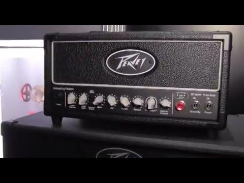 PEAVEY - NAMM 2014 - TMNtv Booth Tour