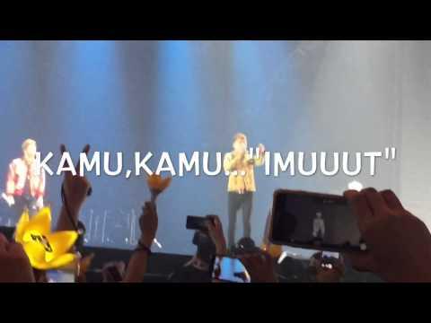BIG BANG SPEAKING INDONESIAN (MADE tour Indonesia)
