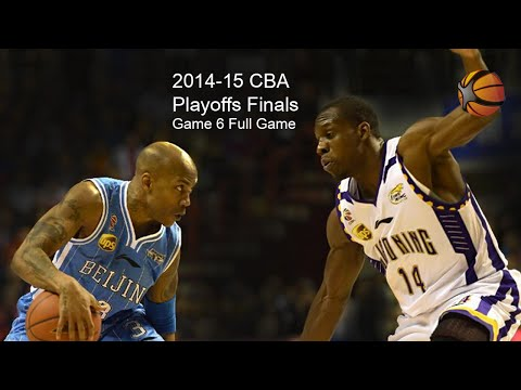 CBA Finals Game 6 | Full Game | Beijing vs. Liaoning Championship Game [HD]
