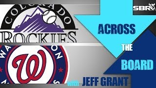 MLB Picks: Colorado Rockies vs. Washington Nationals 7/01