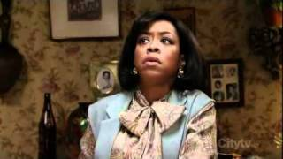 "Everybody Hates Chris - ""Everybody Hates Fat Mike"" 1x05 - Julius and Rochelle Fight Scene"