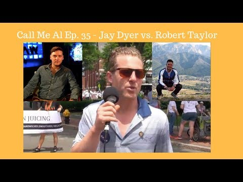 Call me Al Ep. 35  Jay Dyer vs. Robert Taylor: Masonic Influence in Capitalism and Communism