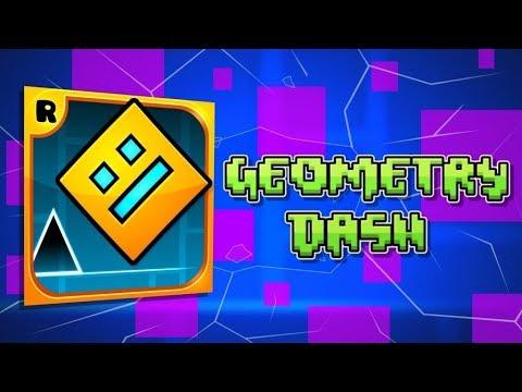 Jugando GeometryDash y Creando mi nivel :)