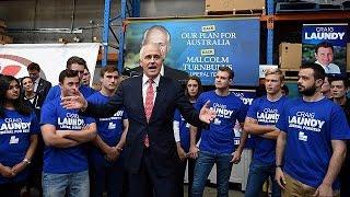فيديو.. أستراليا تختتم اليوم حملة الانتخابات البرلمانية