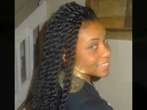 Havana Twist w/ Femi Marley Braiding Hair - YouTube