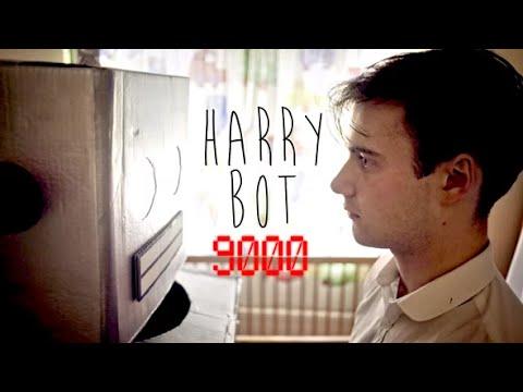 Harry Bot 9000 [Award Winning Short Film] - Official Trailer #2