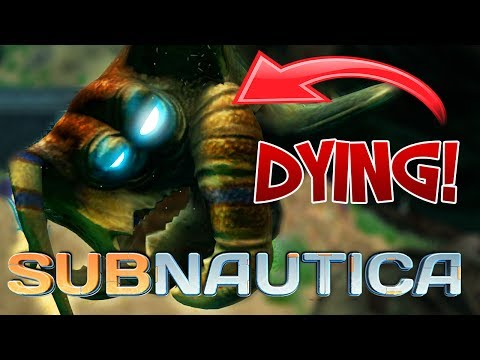 WORLDS SADDEST MOMENT - SEA EMPEROR is DYING, NEW PDA Updates | SUBNAUTICA NEWS AND UPDATES